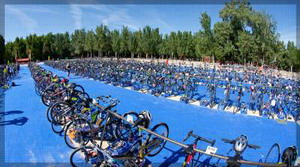 WILD WOLF Triathlon Series by POLAR Madrid completo