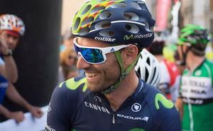 Alejandro Valverde renueva con Movistar Team hasta 2019