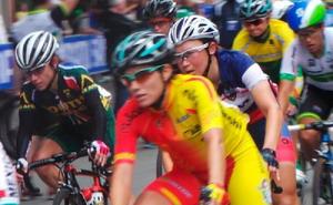 Ane Santesteban prepara los JJOO en la Vuelta a Valladolid