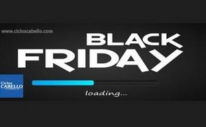 Ciclos Cabello se llena de ofertas en este Black Friday