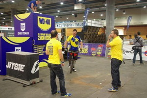 Dani Comas intentará batir un récord mundial en Unibike