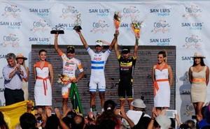 Dani Diaz distancia más a sus rivales en San Luis