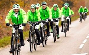 De Bilbao a París en bicicleta eléctrica. 1400 kilómetros