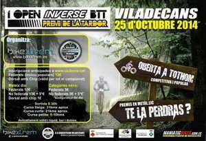 El Open BTT Inverse visita Viladecans