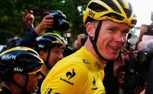Froome podría completar una Vuelta de auténtico lujo