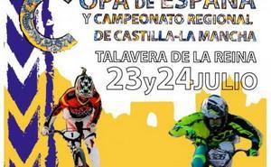 La Copa de España de BMX, este fin de semana en Talavera de la Reina