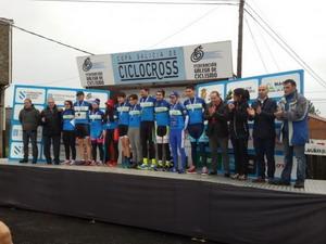 La Copa de Galicia de Ciclocross empieza este fin de semana