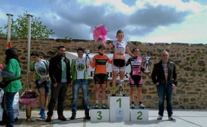 Lourdes Oyarbide campeona de Euskadi