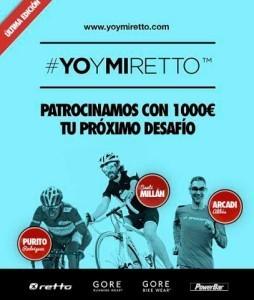 Santi Millán, Purito Rodríguez y Arcadi Alibés jurado YoYMiRetto.com