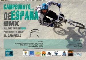 Talavera de la Reina domina los campeonatos de BMX