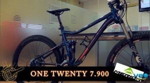 Testmanía: Merida One Twenty 7 900