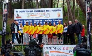 Toni Ferreiro victoria y liderato en Morata de Tajuña