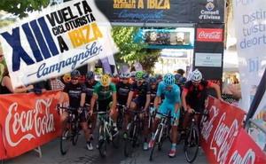 Vídeo resumen Vuelta Cicloturista a Ibiza Campagnolo 2015