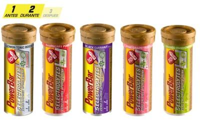 2 nuevos sabores de PowerBar 5ELECTROLYTES