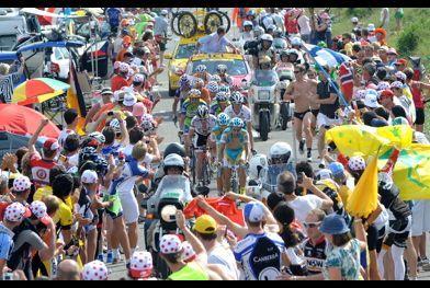 Tour de Francia: Hoy etapa reina alpina
