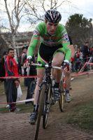 Larrinaga campeón de España de ciclocross