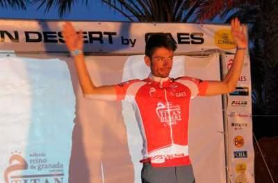 Luis Leao Pinto conquista la Titan Desert 2013
