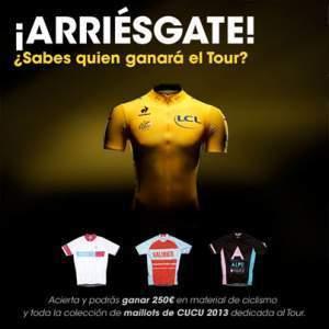 Concurso retto.com para el Tour de Francia 2013
