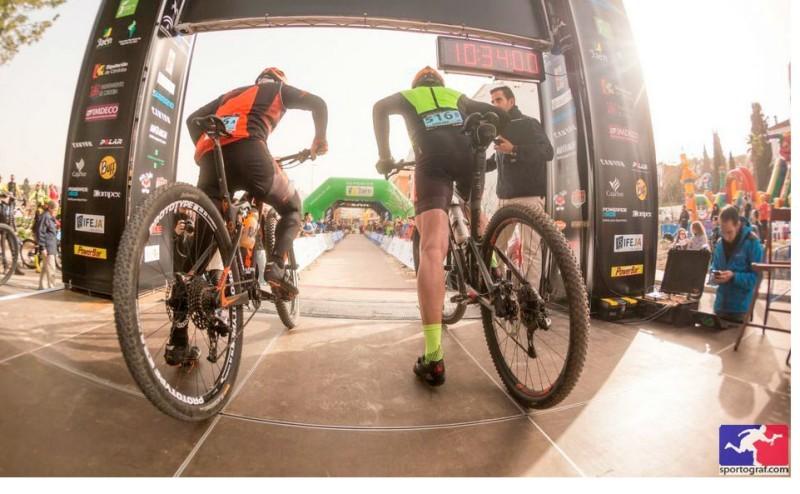 Abiertas inscripciones para la  Andalucía Bike Race 2017