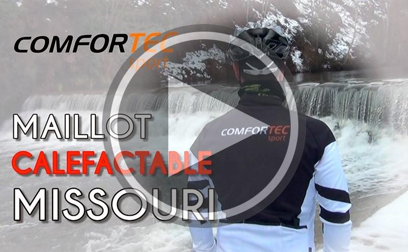 Maillot calefactable Missouri de COMFORTEC