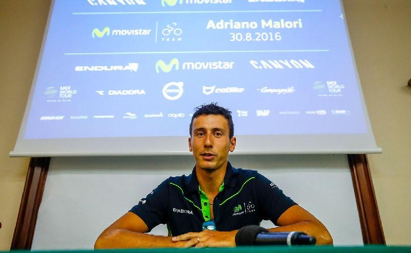 Adriano Malori regresa a la competición en Canadá