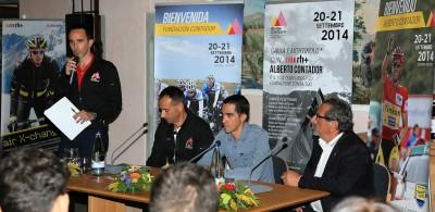Alberto Contador estará en Giro y Tour en 2015