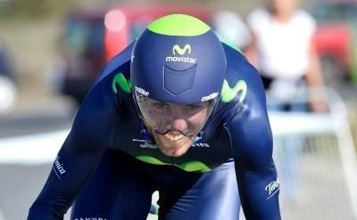 Alejandro Valverde vestirá el maillot de líder en la Ruta del Sol