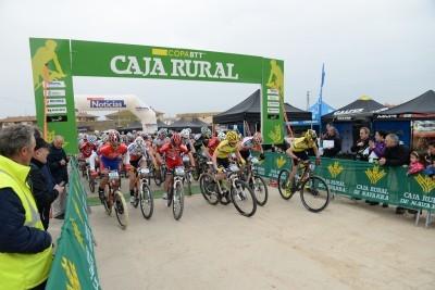 Arazuri sede de la octava prueba de la Copa Caja Rural