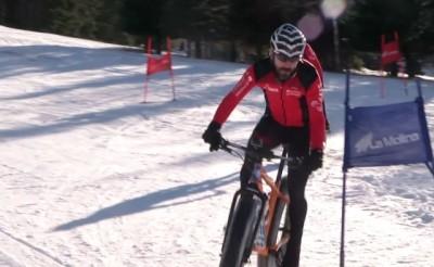 Así preparan Santi Millán y Josef Ajram la Snow Epic