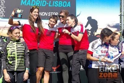 Así vivieron Sandra Santanyes y su equipo la Ion Powerade 2014