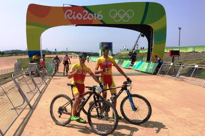 Así ven nuestros bikers la prueba olímpica de MTB