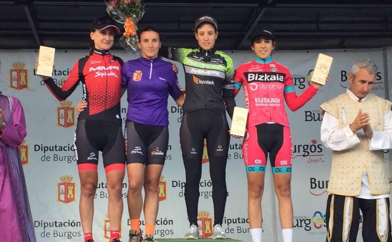Mónica Carrascosa campeona en Burgos