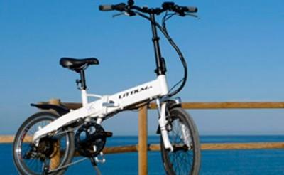 Bicicletas Littium apoyando al Oceanic Team