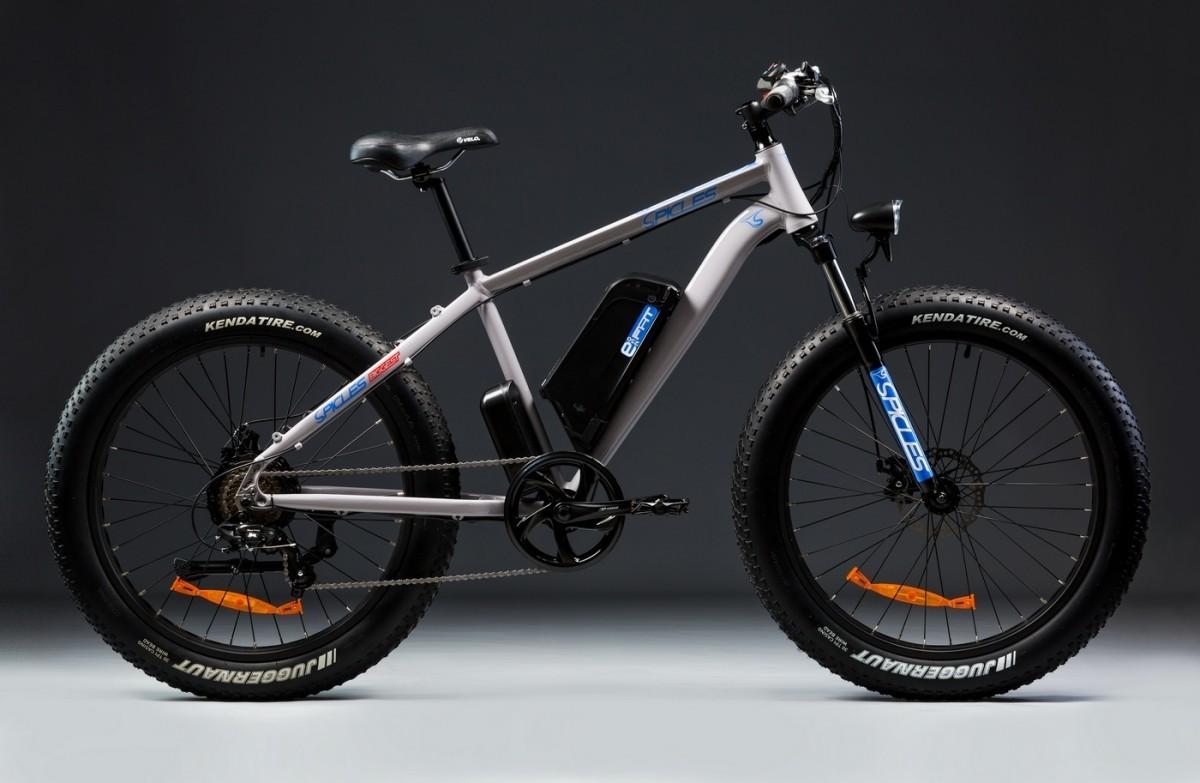 Biggest de Spicles, la E-Bike pensada para disfrutar en cualquier circunstancia
