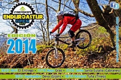 Calendario Open EnduroAstu​r BTT 2014