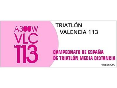 Cerca de 900 triatletas en el Campeonato de España MD