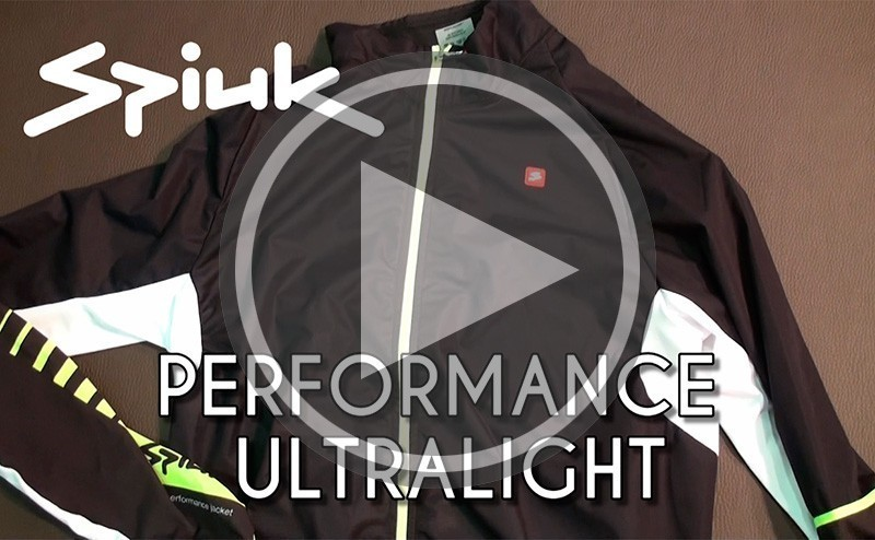 Chaqueta de verano PERFORMANCE ULTRALIGHT de SPIUK