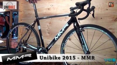 Chechu Rubiera te acerca la gama de bicicletas MMR 2015