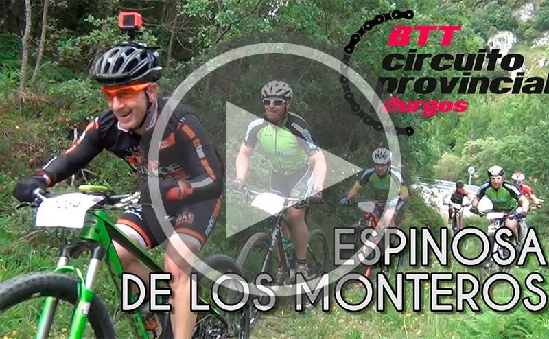 Circuito Provicial de Burgos BTT Espinosa de los Monteros