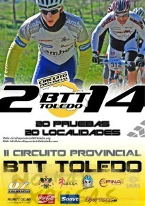 Cobisa acoge el II Circuito Provincial BTT Toledo