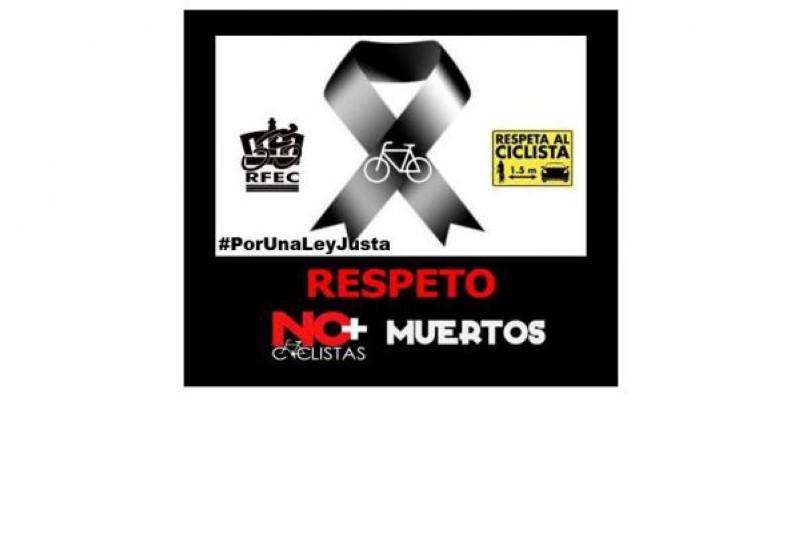 Comunicado de los usuarios de la bicicleta: #respetoalciclista
