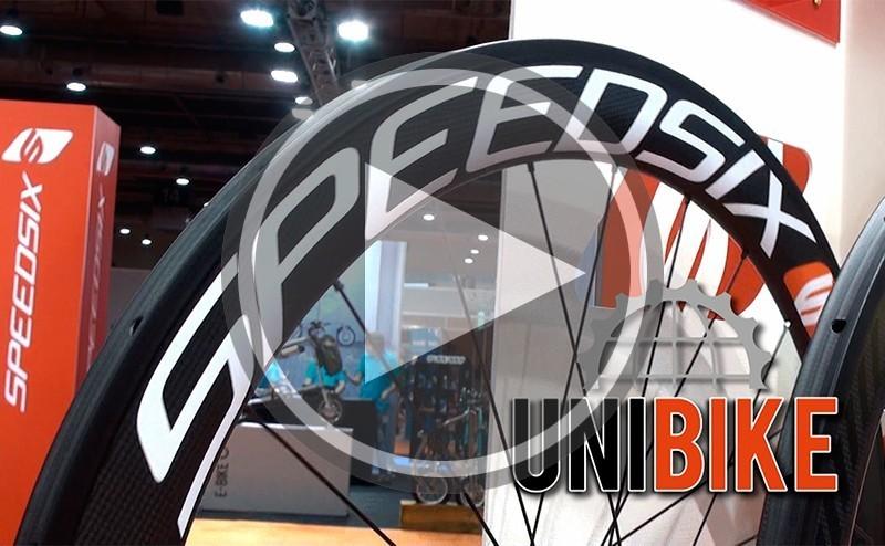 Conoce y prueba las ruedas Speedsix