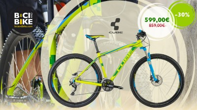 Cube Attention 29 por solo 599 euros en biciandbike