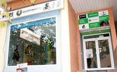 Descubre custom4.es también en Madrid