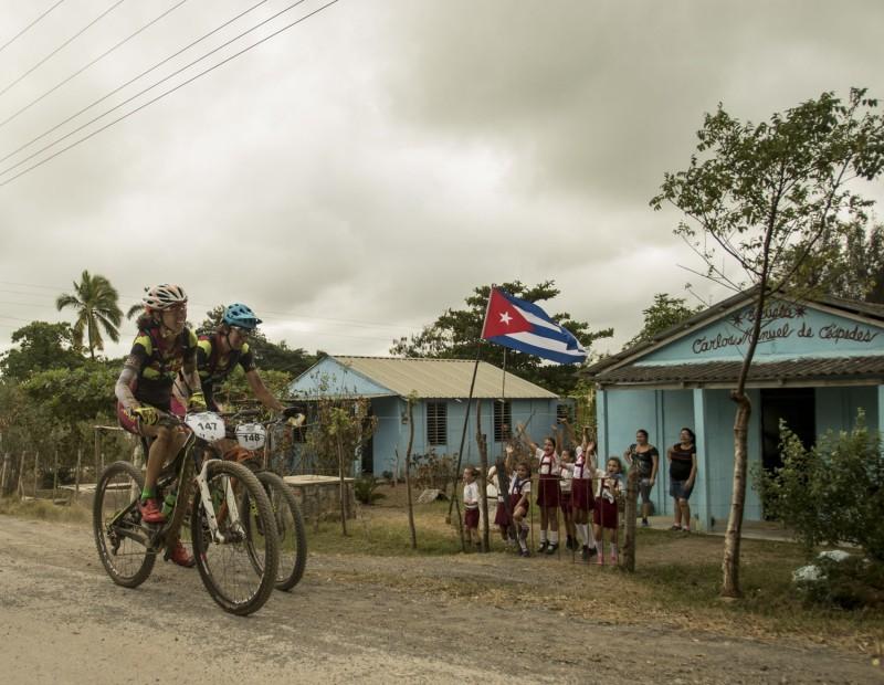 Diego Tamayo se convierte en el primer líder en la Tropic