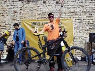 Diez Arriola victoria por milésimas en la Morella Enduro Race