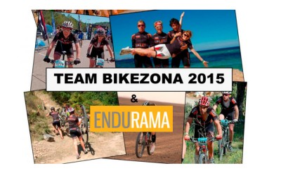 El Bikezona Team estará en Endurama