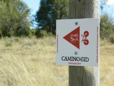 El Camino del Cid adapta su itinerario a las bicicletas de montaña