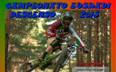 El campeonato de Euskadi de DH se celebrará en La Arboleda