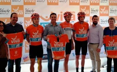 El domingo se celebra el primer VIVA Cycling Sportive